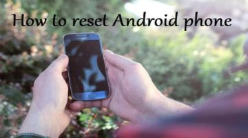 Android Phone Ko Format ( Reset ) Kaise Kare