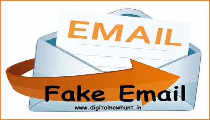 Send a fake email anonymous