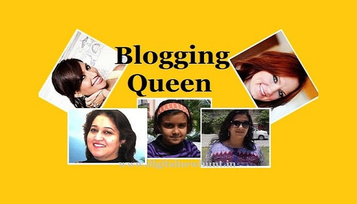 top 10 female bloggers in india